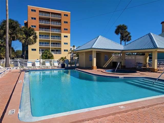 18320 Gulf Boulevard #503, Redington Shores, FL 33708 (MLS #U8137070) :: Future Home Realty