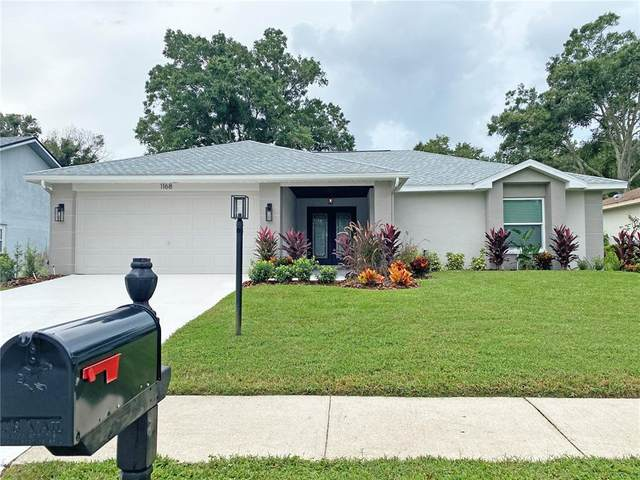 1168 Gillespie Drive N, Palm Harbor, FL 34684 (MLS #U8137087) :: Southern Associates Realty LLC