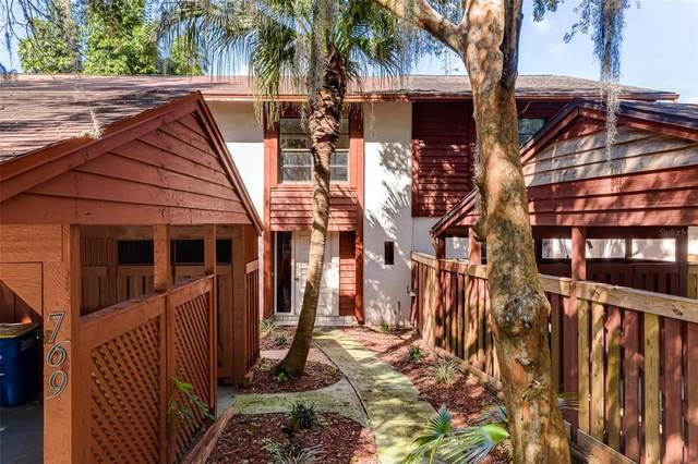 769 Fairwood Forest Drive, Clearwater, FL 33759 (MLS #U8137140) :: The Nathan Bangs Group