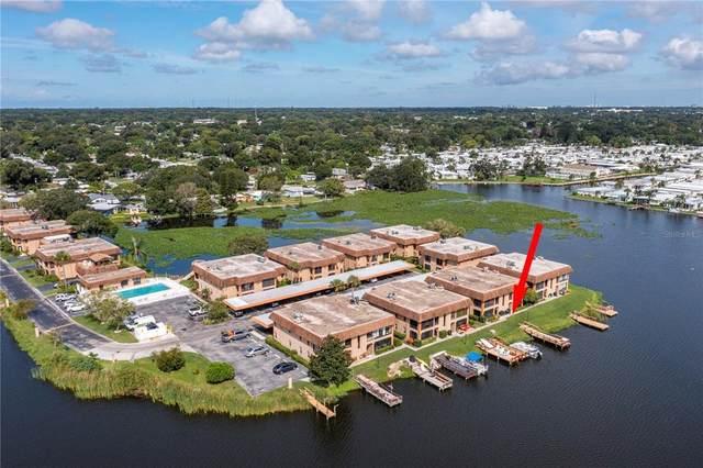 10130 Seminole Island Drive #10130, Largo, FL 33773 (MLS #U8137149) :: The Kardosh Team