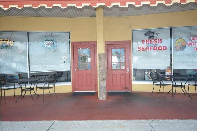 17801 Gulf Boulevard Boulevard, Redington Shores, FL 33708 (MLS #U8137166) :: RE/MAX Elite Realty