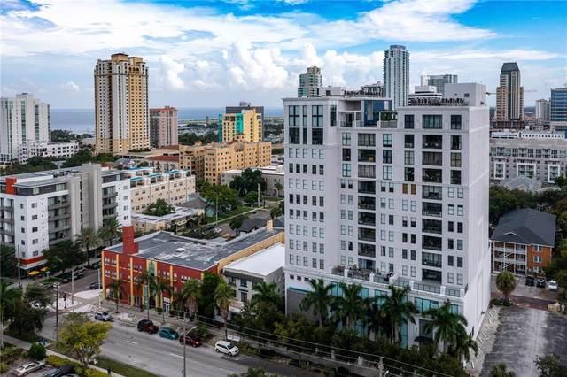 226 5TH Avenue N M-02, St Petersburg, FL 33701 (MLS #U8137261) :: Pristine Properties