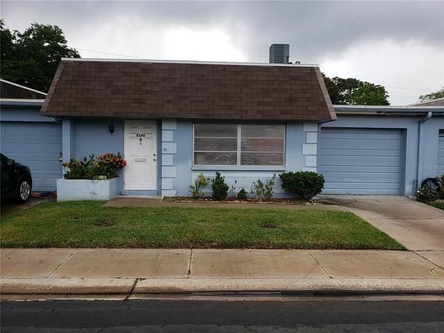 8240 Vendome Boulevard N #1, Pinellas Park, FL 33781 (MLS #U8137271) :: The Curlings Group