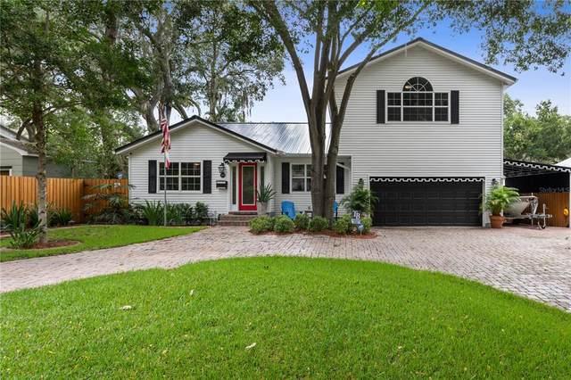 1015 Montrose Boulevard N, St Petersburg, FL 33703 (MLS #U8137273) :: Cartwright Realty