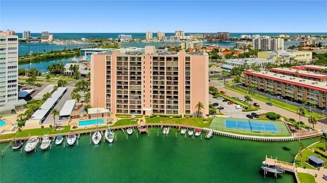 51 Island Way #206, Clearwater Beach, FL 33767 (MLS #U8137289) :: Future Home Realty
