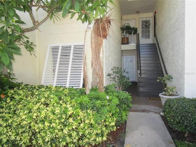 7300 Sunshine Skyway Lane S #110, St Petersburg, FL 33711 (MLS #U8137320) :: Pristine Properties