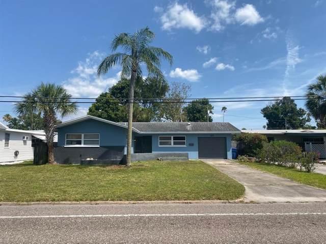 3519 Overlook Drive NE, St Petersburg, FL 33703 (MLS #U8137325) :: Pristine Properties