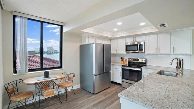 6158 Palma Del Mar Boulevard S #306, St Petersburg, FL 33715 (MLS #U8137340) :: Pristine Properties