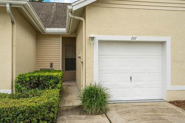 1050 Starkey Road #207, Largo, FL 33771 (MLS #U8137349) :: The Heidi Schrock Team