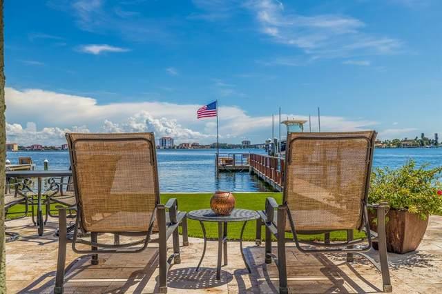 824 Boca Ciega Isle Drive, St Pete Beach, FL 33706 (MLS #U8137361) :: Future Home Realty