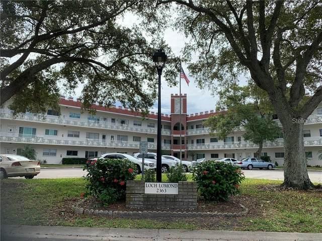 2363 Israeli Drive #41, Clearwater, FL 33763 (MLS #U8137394) :: Florida Real Estate Sellers at Keller Williams Realty