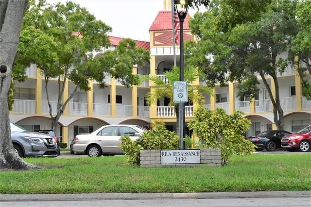 2430 Florentine Way #54, Clearwater, FL 33763 (MLS #U8137409) :: Cartwright Realty
