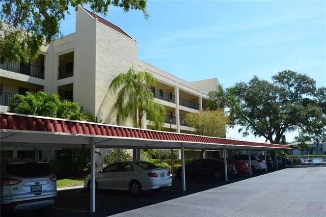 11485 Oakhurst Road A406, Largo, FL 33774 (MLS #U8137426) :: Stiver Firth International