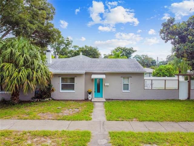 1231 48TH Street N, St Petersburg, FL 33713 (MLS #U8137444) :: Medway Realty