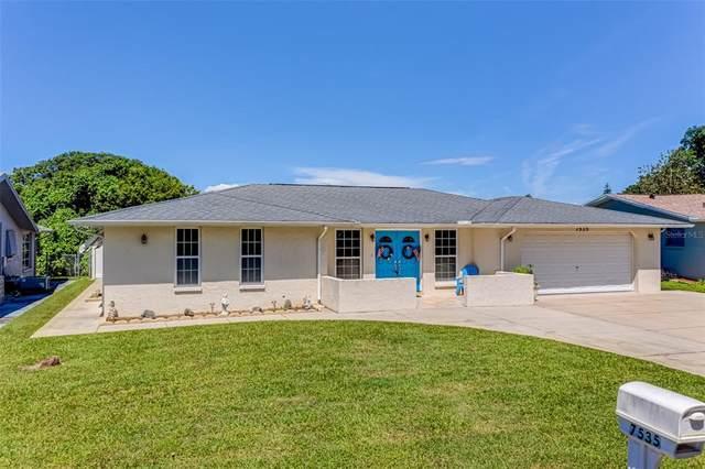 7535 Spirea Drive, Port Richey, FL 34668 (MLS #U8137475) :: Team Buky