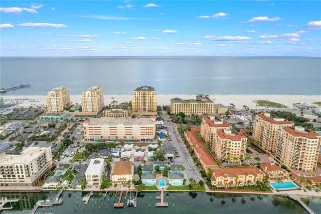 483 E Shore Drive A-6, Clearwater Beach, FL 33767 (MLS #U8137478) :: Premium Properties Real Estate Services