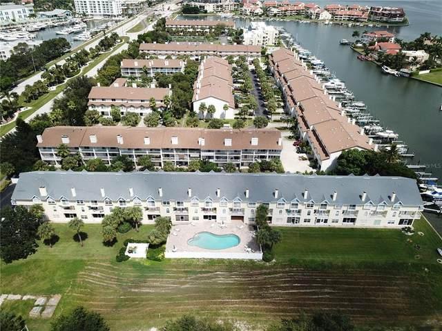 443 S Pinellas Bayway #103, Tierra Verde, FL 33715 (MLS #U8137527) :: Future Home Realty