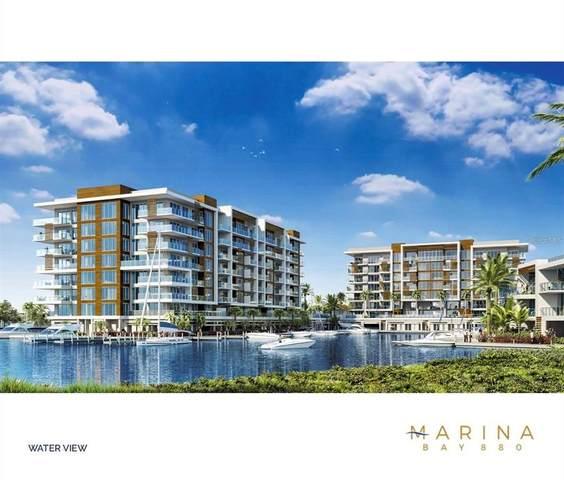 920 N Osceola Avenue #703, Clearwater, FL 33755 (MLS #U8137535) :: Future Home Realty