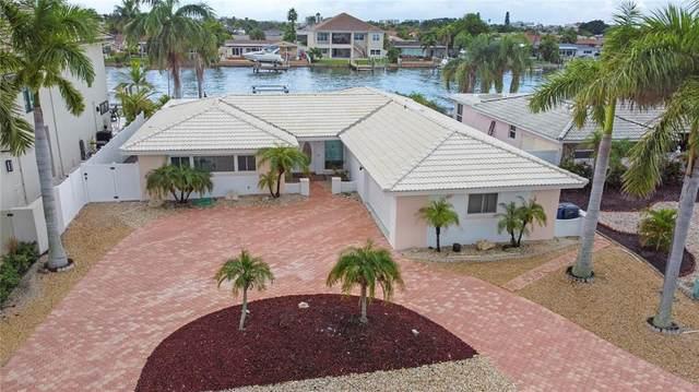 805 Capri Boulevard, Treasure Island, FL 33706 (MLS #U8137575) :: Stiver Firth International
