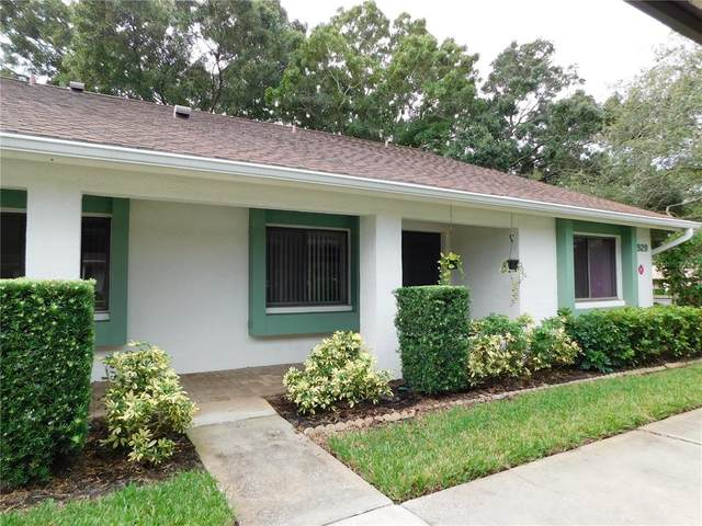 2529 Laurelwood Drive 6-D, Clearwater, FL 33763 (MLS #U8137583) :: Cartwright Realty