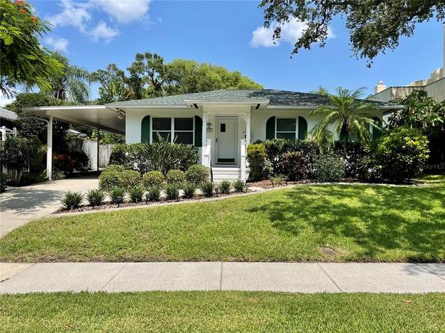 415 Orangeview Avenue, Clearwater, FL 33755 (MLS #U8137584) :: Lockhart & Walseth Team, Realtors