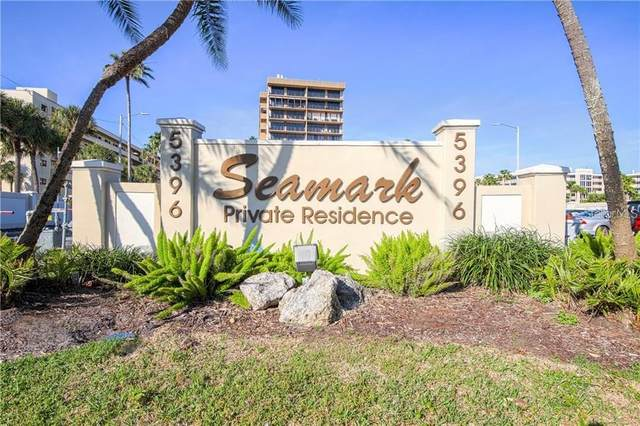 5396 Gulf Boulevard #604, St Pete Beach, FL 33706 (MLS #U8137586) :: Zarghami Group