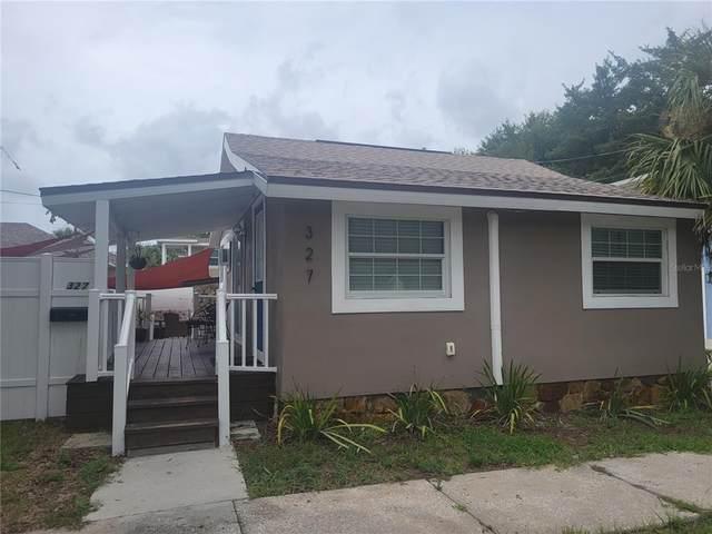 327 25TH Street S, St Petersburg, FL 33712 (MLS #U8137587) :: Medway Realty