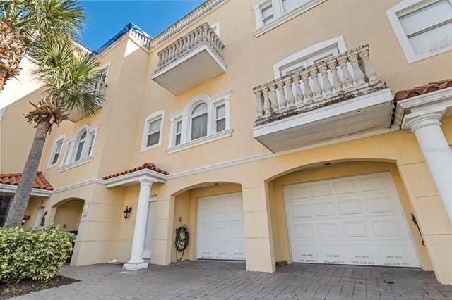 145 Brightwater Drive #7, Clearwater, FL 33767 (MLS #U8137593) :: Dalton Wade Real Estate Group