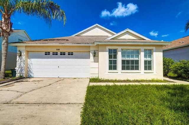 5248 New Savannah Creek, Wesley Chapel, FL 33544 (MLS #U8137594) :: Cartwright Realty