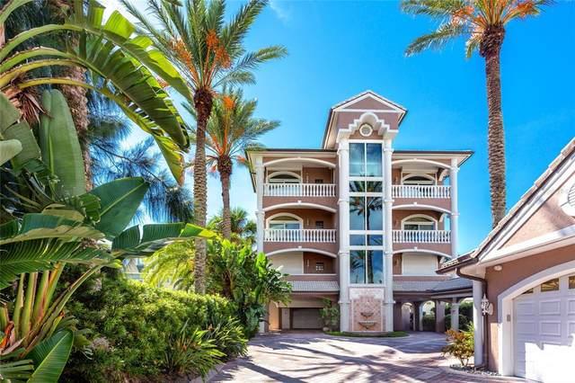 3800 Gulf Boulevard P, St Pete Beach, FL 33706 (MLS #U8137599) :: Future Home Realty