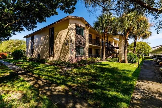 721 83RD Avenue N #201, St Petersburg, FL 33702 (MLS #U8137655) :: Cartwright Realty