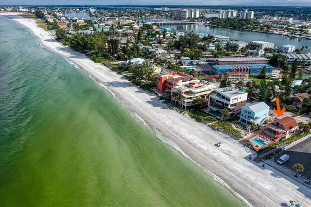 8478 W Gulf Boulevard, Treasure Island, FL 33706 (MLS #U8137666) :: Future Home Realty