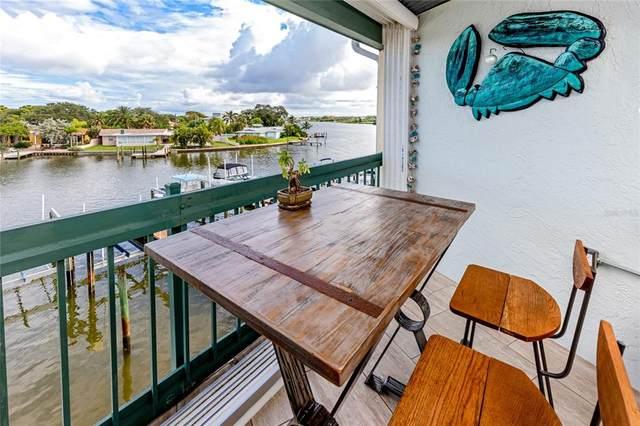 326 Windrush Boulevard #205, Indian Rocks Beach, FL 33785 (MLS #U8137675) :: Armel Real Estate