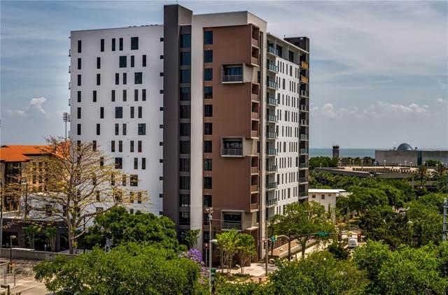 199 Dali Boulevard #702, St Petersburg, FL 33701 (MLS #U8137685) :: Team Pepka