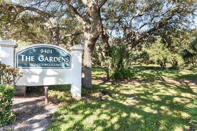 8039 Garden Drive #105, Seminole, FL 33777 (MLS #U8137702) :: Pristine Properties