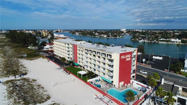 9980 Gulf Boulevard #313, Treasure Island, FL 33706 (MLS #U8137753) :: Future Home Realty