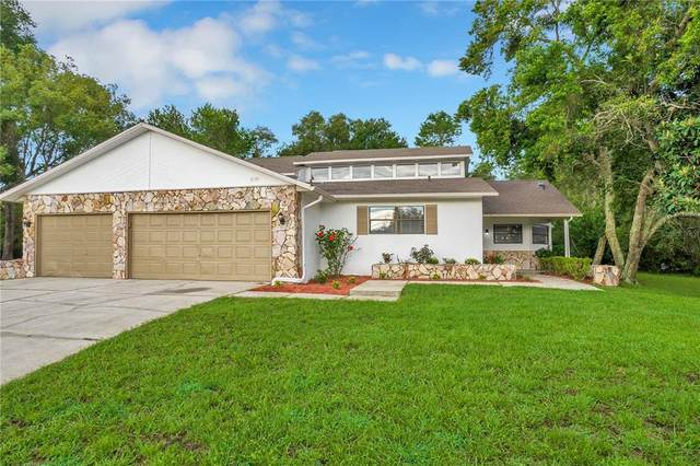 5039 Willow Oak Lane, Weeki Wachee, FL 34607 (MLS #U8137772) :: Your Florida House Team