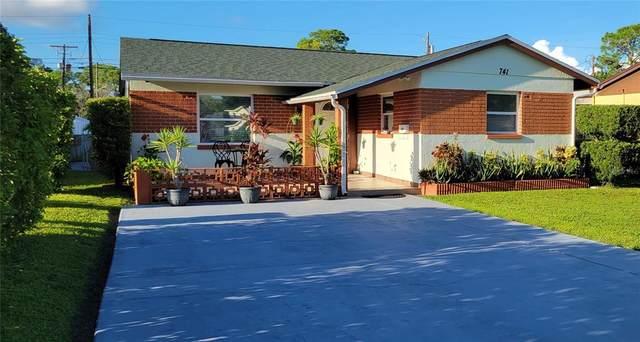 741 Lynndale Street N, St Petersburg, FL 33703 (MLS #U8137783) :: Cartwright Realty