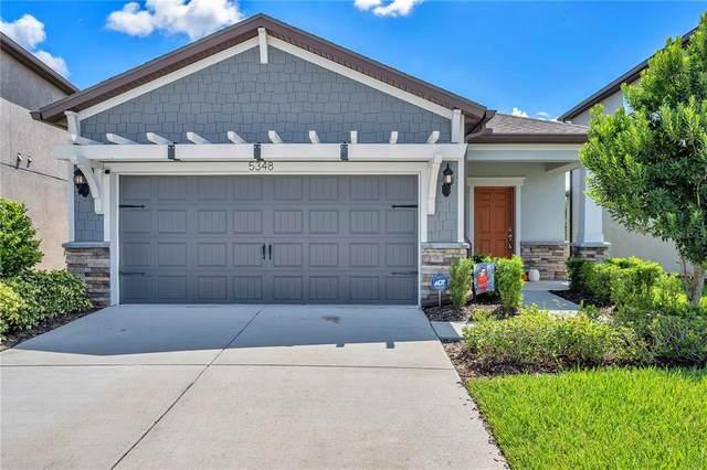 5348 Fallen Leaf Drive, Riverview, FL 33578 (MLS #U8137811) :: Dalton Wade Real Estate Group