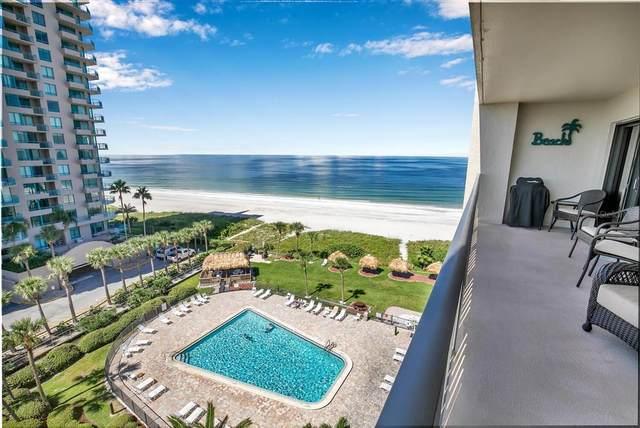 1480 Gulf Boulevard #701, Clearwater, FL 33767 (MLS #U8137829) :: Globalwide Realty