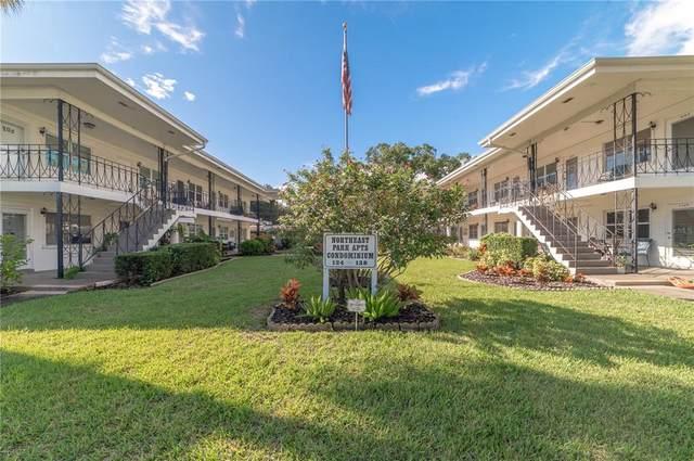 124 36TH Avenue N #203, St Petersburg, FL 33704 (MLS #U8137879) :: Future Home Realty