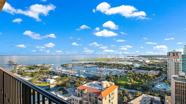 300 Beach Drive NE #2604, St Petersburg, FL 33701 (MLS #U8137911) :: Future Home Realty