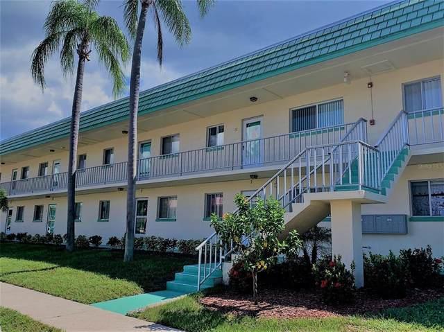 2001 Greenbriar Boulevard #16, Clearwater, FL 33763 (MLS #U8137918) :: Pepine Realty