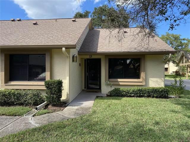 2546 Oakleaf Lane 35D, Clearwater, FL 33763 (MLS #U8137937) :: Southern Associates Realty LLC