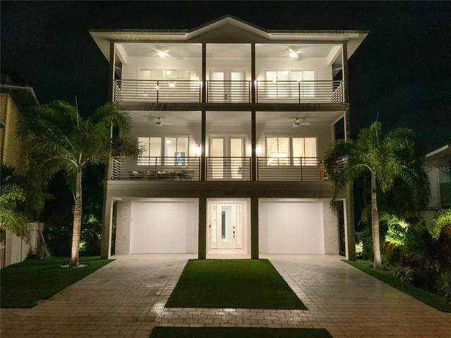 3313 W Maritana Drive, St Pete Beach, FL 33706 (MLS #U8137954) :: Pepine Realty