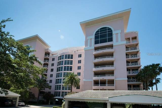 4973 Bacopa Lane S #205, St Petersburg, FL 33715 (MLS #U8137965) :: Baird Realty Group