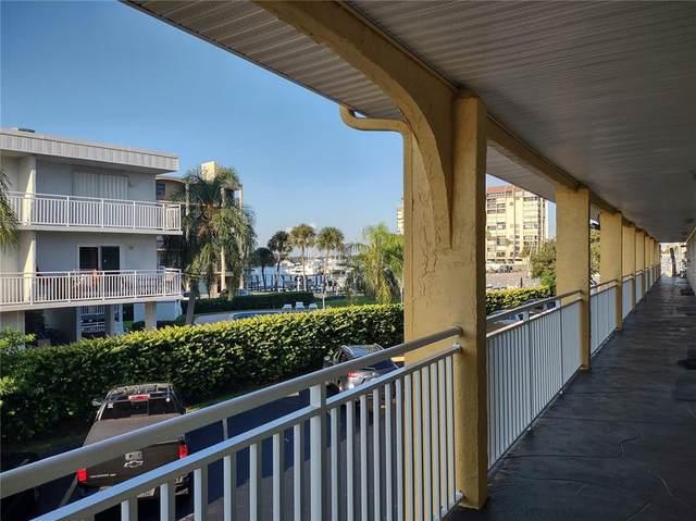 9715 Harrell Avenue #31, Treasure Island, FL 33706 (MLS #U8137981) :: Future Home Realty