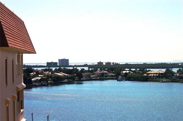 5200 Brittany Drive S #1001, St Petersburg, FL 33715 (MLS #U8137996) :: Future Home Realty