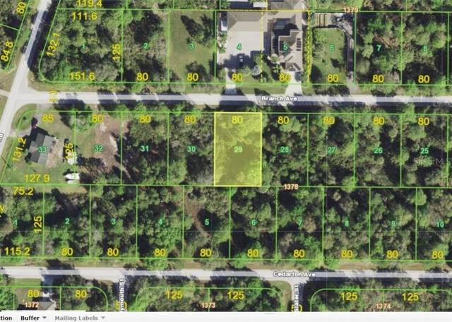 23437 Branch Avenue, Port Charlotte, FL 33980 (MLS #U8137997) :: Globalwide Realty
