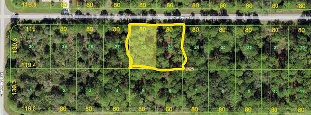 14467 Carousel Lane, Port Charlotte, FL 33953 (MLS #U8138003) :: Globalwide Realty